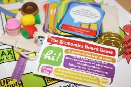 The Economics Board Game!